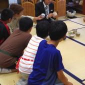 京焼・こどもプロジェクト「一橋小学校」