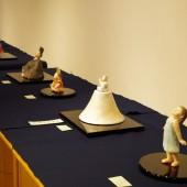 30周年記念作陶展&第55回京陶人形展