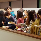 「わん・碗・ONE展」&「京都四芸大合同碗展」 合同オープニングパーティー