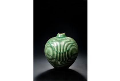 丹波青磁 篠山藩窯 王地山焼 「王地山陶器所 復興、そして未来へ」