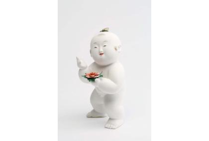 京陶人形展